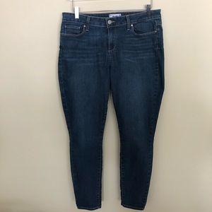 Paige Verdugo Ankle Denim Skinny Jeans - size 32